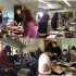 Cooking classes in EESL Secondary 3.