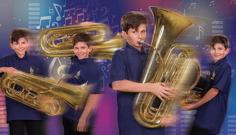 Musique-études